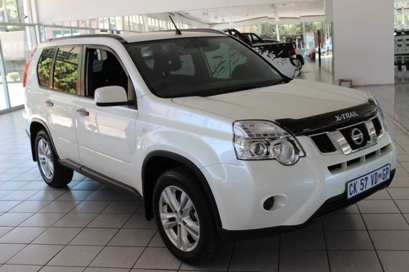used nissan x trail 2 0 xe 4x2 r71 for sale in north west province id 1749991. Black Bedroom Furniture Sets. Home Design Ideas