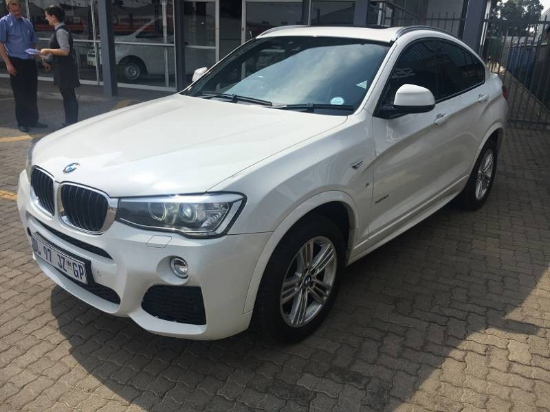 used bmw x4 xdrive20i m sport for sale in gauteng id 1750190. Black Bedroom Furniture Sets. Home Design Ideas