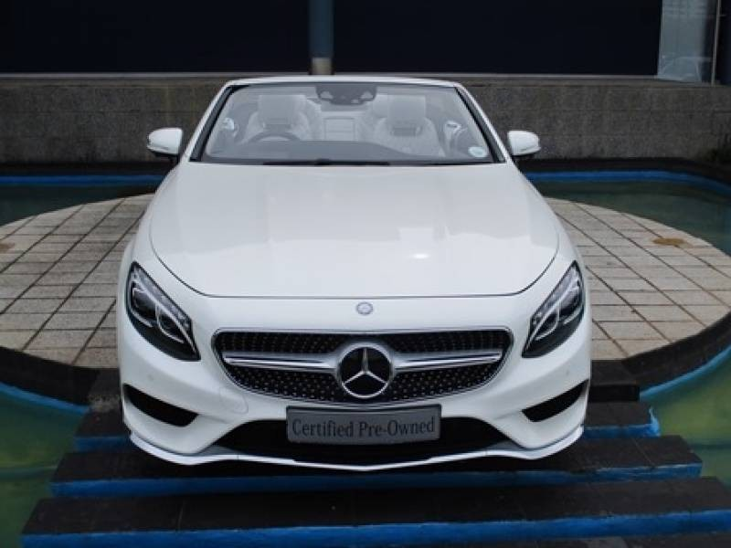 Used mercedes benz s class s500 cabriolet for sale in for Used s500 mercedes benz for sale
