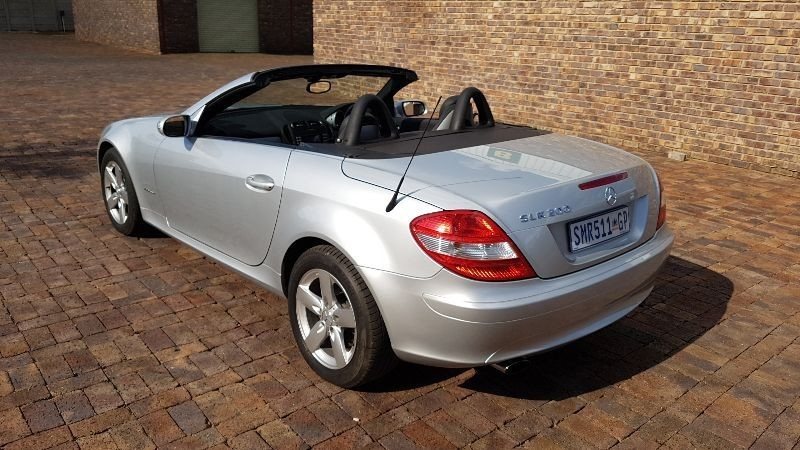 used mercedes benz slk class slk 200 kompressor a t for sale in gauteng id 1750542. Black Bedroom Furniture Sets. Home Design Ideas