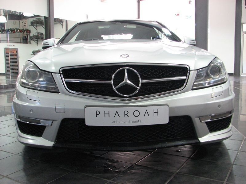 used mercedes benz c class c63 amg coupe for sale in gauteng id 1750739. Black Bedroom Furniture Sets. Home Design Ideas