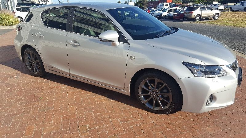 used lexus ct 200h f sport 5dr for sale in western cape id 1751371. Black Bedroom Furniture Sets. Home Design Ideas