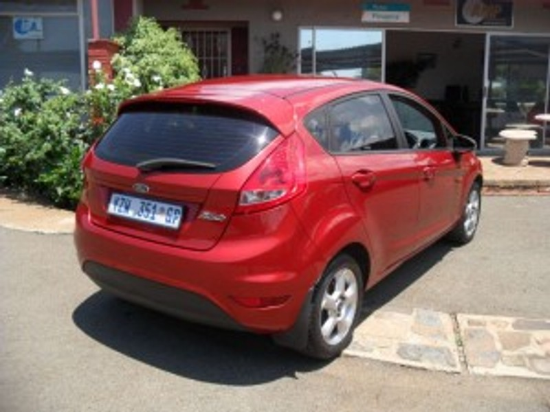 used ford fiesta trend 5dr for sale in gauteng id 1751461. Black Bedroom Furniture Sets. Home Design Ideas