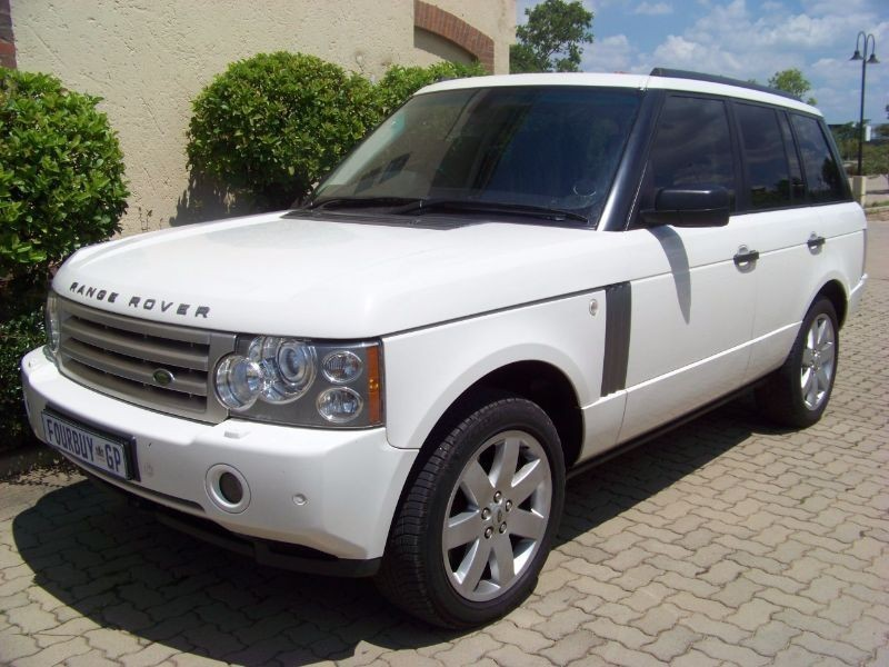 used land rover range rover tdv8 for sale in gauteng id 1751792. Black Bedroom Furniture Sets. Home Design Ideas