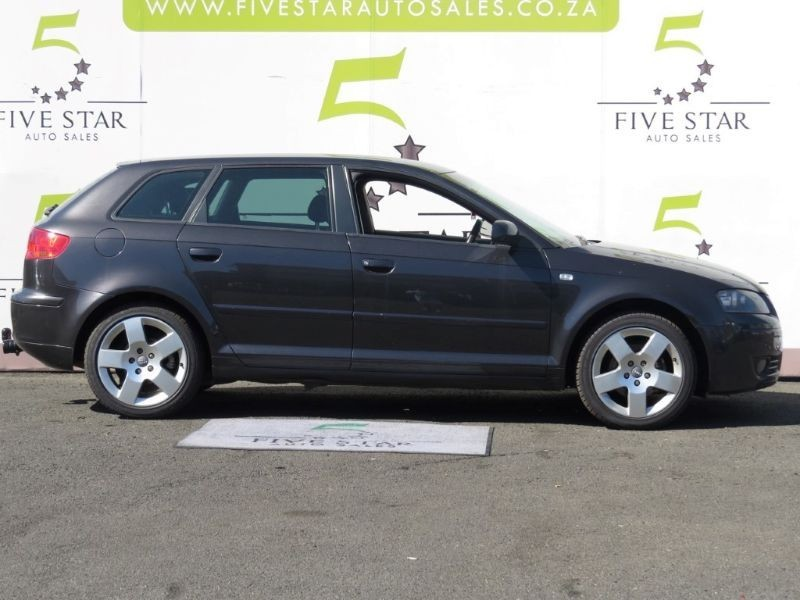 used audi a3 sportback 2 0 fsi ambition for sale in gauteng id 1752026. Black Bedroom Furniture Sets. Home Design Ideas
