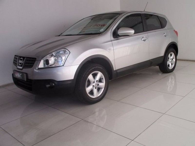 used nissan qashqai 2 0 acenta for sale in gauteng id 1752041. Black Bedroom Furniture Sets. Home Design Ideas