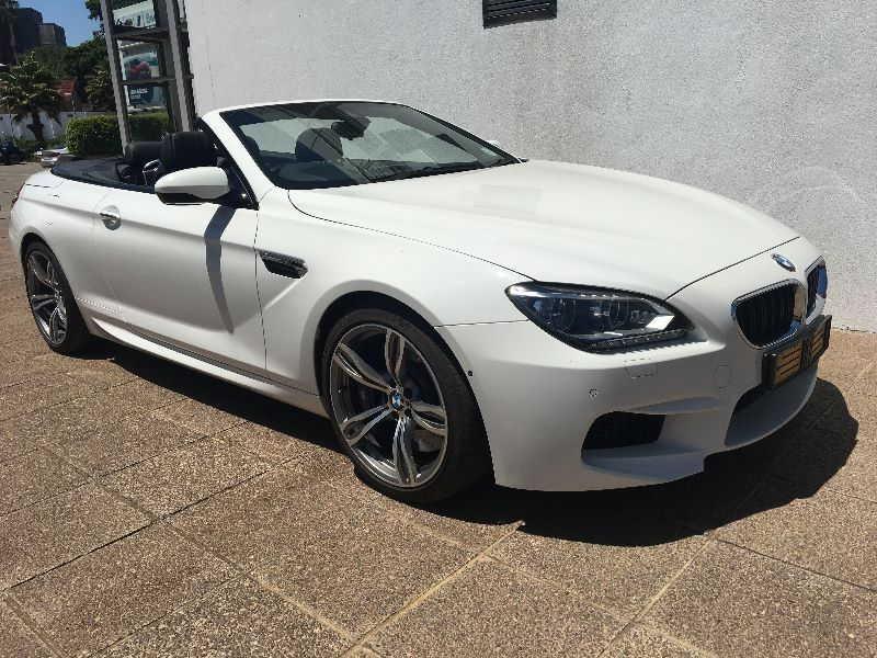 2014 Bmw M6 Rebuilt Salvage For Sale: Used BMW M6 Convertible (f12) For Sale In Gauteng