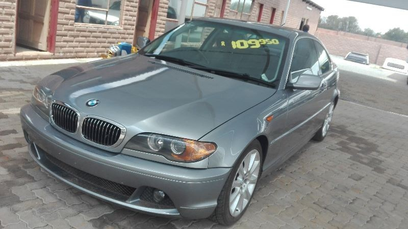 used bmw 3 series 325ci coupe sport e46 for sale in gauteng id 1752332. Black Bedroom Furniture Sets. Home Design Ideas