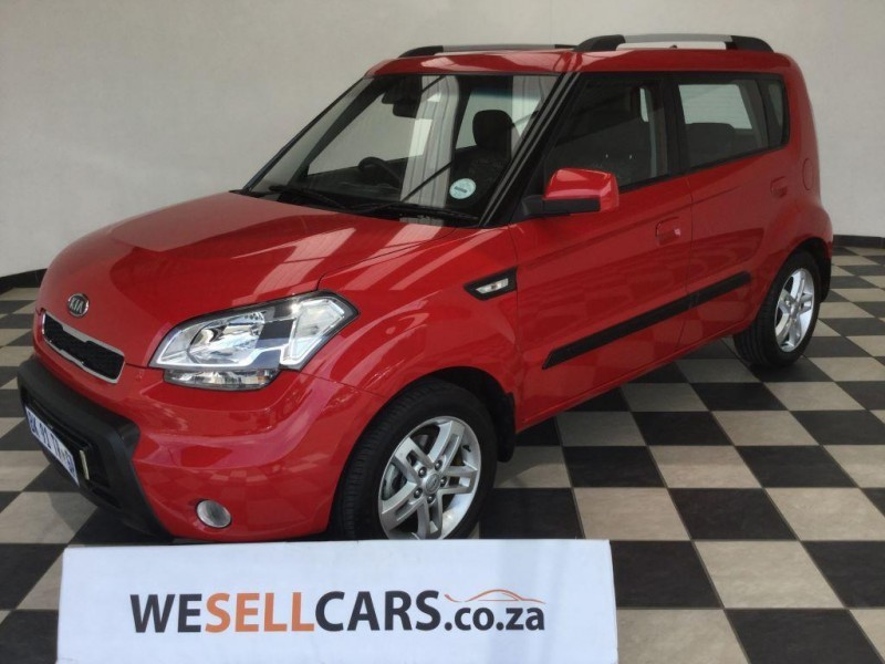 used kia soul 1 6 for sale in gauteng id 1752400. Black Bedroom Furniture Sets. Home Design Ideas
