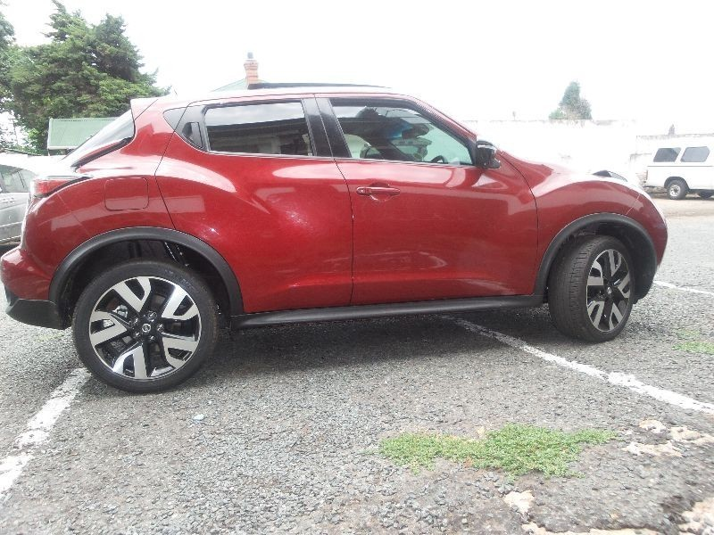 Used Nissan Juke 1 6 Acenta For Sale In Gauteng Cars