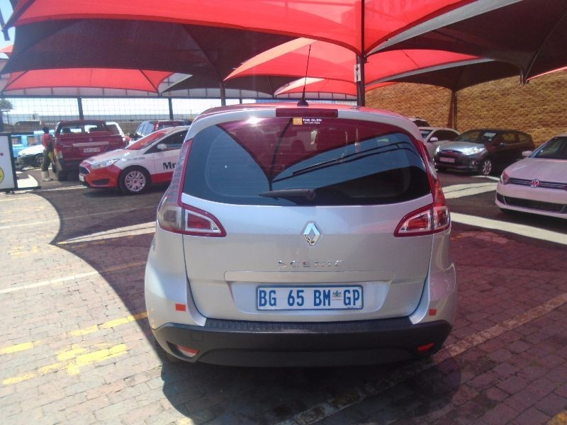 used renault scenic iii 1 6 expression for sale in gauteng id 1752615. Black Bedroom Furniture Sets. Home Design Ideas