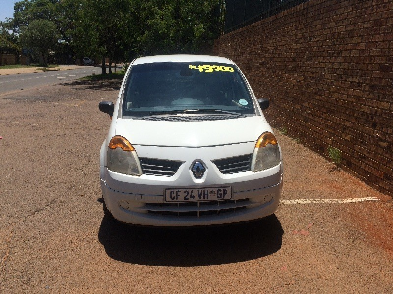 used renault modus 1 4 expression for sale in gauteng id 1752661. Black Bedroom Furniture Sets. Home Design Ideas