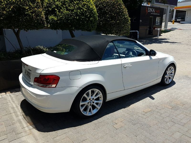 used bmw 1 series 125i convertible for sale in gauteng id 1752873. Black Bedroom Furniture Sets. Home Design Ideas