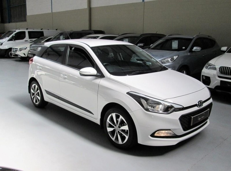 Used Hyundai I20 1 4 Fluid For Sale In Western Cape Cars