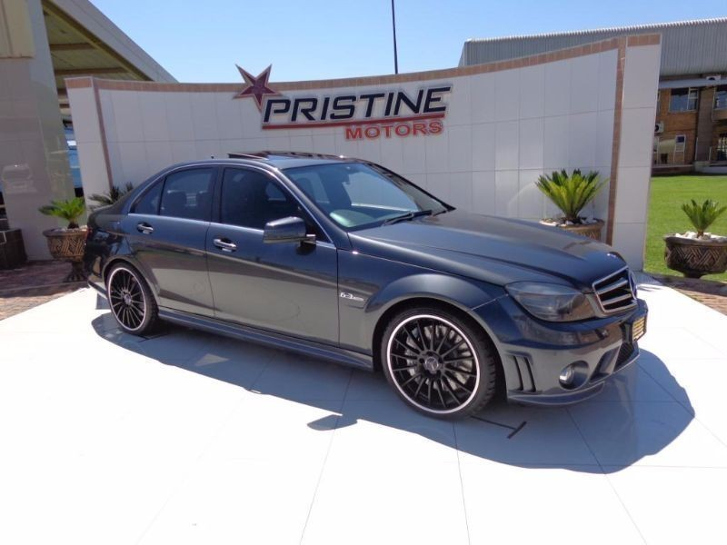 Used mercedes benz c class c63 amg for sale in gauteng for 2010 mercedes benz c63 amg