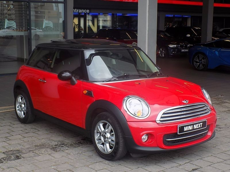 Used Mini Cooper Cooper With Panoramic Sunroof For Sale In