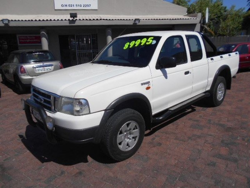 used ford ranger ford ranger club cab 2 5 diesel for sale. Black Bedroom Furniture Sets. Home Design Ideas