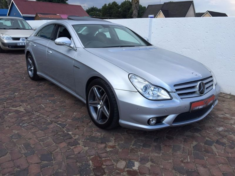 Used mercedes benz cls class cls 63 amg for sale in for 2007 mercedes benz cls