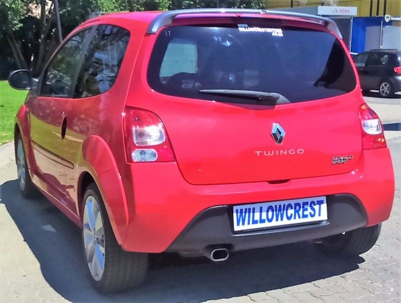used renault twingo 1 6 sport for sale in gauteng id 1754512. Black Bedroom Furniture Sets. Home Design Ideas