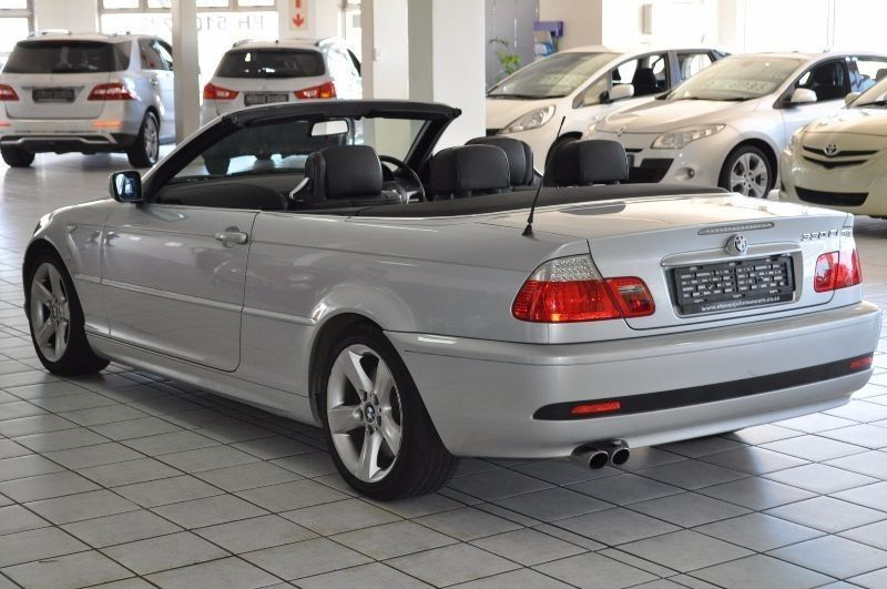 used bmw 3 series 330i ci convertible a t e46 for sale in western cape id 1754938. Black Bedroom Furniture Sets. Home Design Ideas