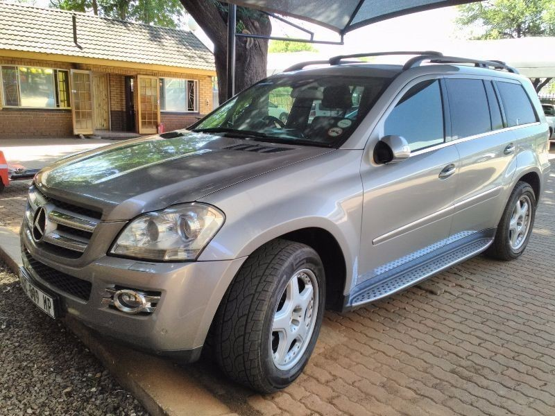 Used mercedes benz gl class gl 500 for sale in gauteng for 2007 mercedes benz gl class for sale