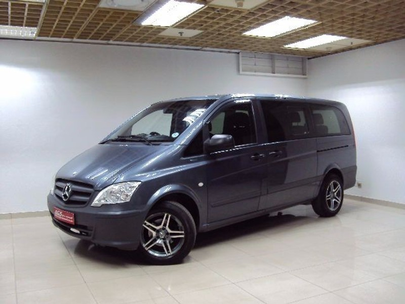 Used mercedes benz vito 116 cdi crewbus shuttle auto for Mercedes benz 2 seater