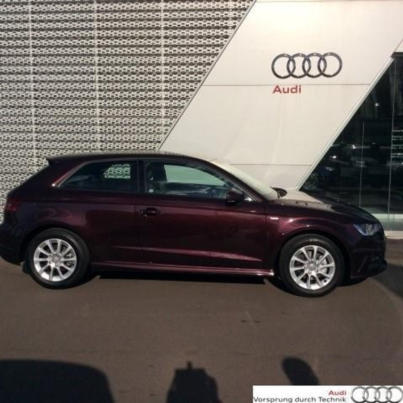 Used Audi A3 1.4t Fsi S Stronic For Sale In North West