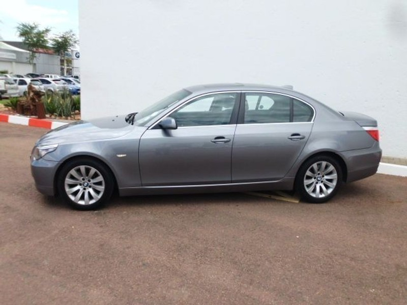 used bmw 5 series 530d exclusive a t e60 for sale in gauteng id 1756343. Black Bedroom Furniture Sets. Home Design Ideas