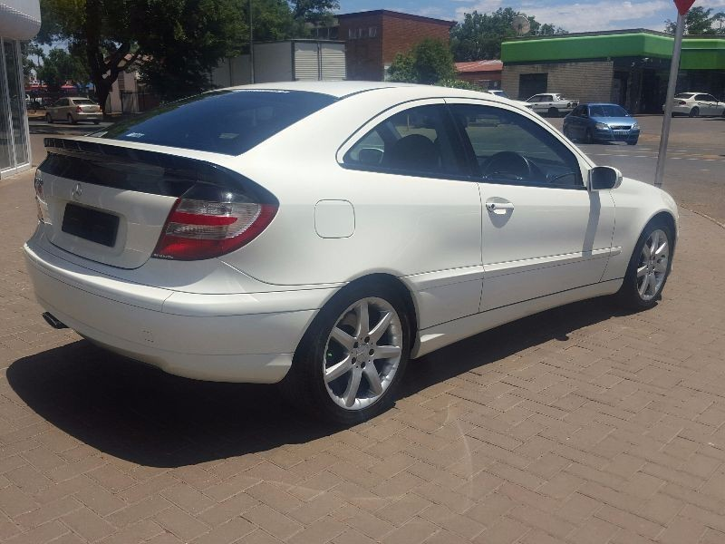 used mercedes benz c class c230 v6 coupe for sale in free state id 1756721. Black Bedroom Furniture Sets. Home Design Ideas