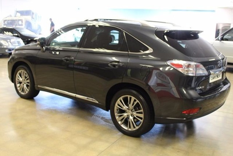 used lexus rx 450h xe for sale in western cape id 1756775. Black Bedroom Furniture Sets. Home Design Ideas
