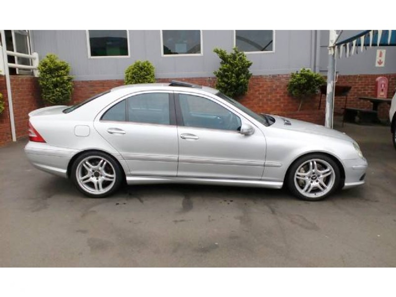 Used mercedes benz c class c55 amg for sale in kwazulu for 2005 mercedes benz c55 amg for sale