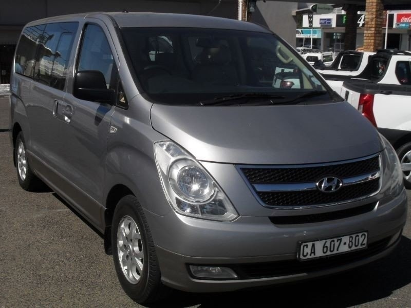Used hyundai h1 2 5 crdi wagon a t for sale in western for Hyundai motor finance payoff phone number