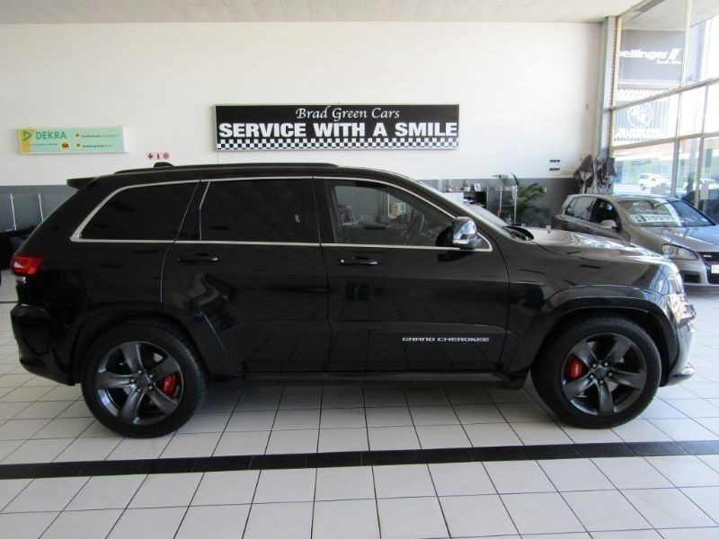 used jeep grand cherokee srt8 face lift for sale in gauteng id 1758271. Black Bedroom Furniture Sets. Home Design Ideas
