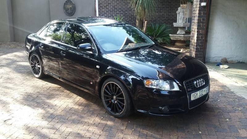 used audi a4 3 2 fsi quattro b7 for sale in gauteng id 1758493. Black Bedroom Furniture Sets. Home Design Ideas