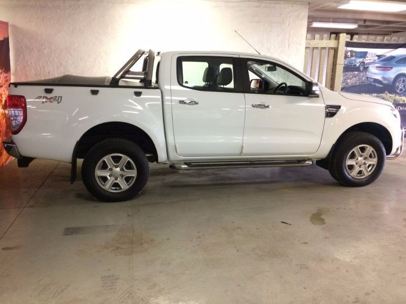 used ford ranger 3 2tdci xlt 4x4 auto cab bakkie for sale in gauteng cars co za id