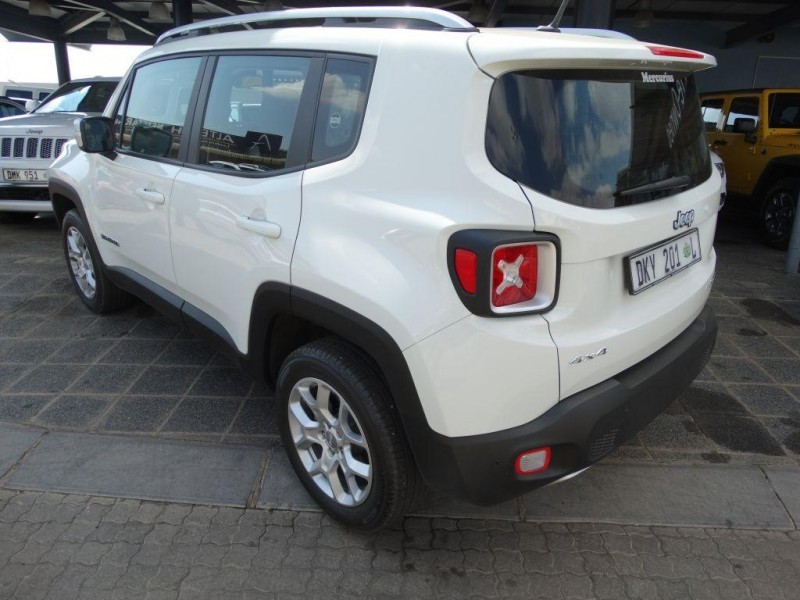 used jeep renegade 1 4 tjet ltd awd auto for sale in limpopo id 1758748. Black Bedroom Furniture Sets. Home Design Ideas