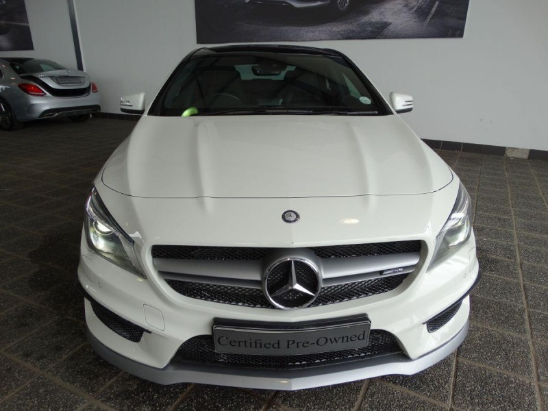 Used mercedes benz cla class cla45 amg for sale in limpopo for Mercedes benz cla45 amg for sale