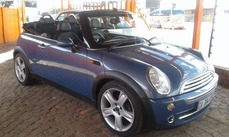 used mini cooper jcw convertible for sale in gauteng. Black Bedroom Furniture Sets. Home Design Ideas