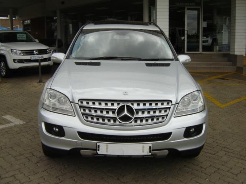 used mercedes benz m class ml 320 cdi a t for sale in gauteng id 1759496. Black Bedroom Furniture Sets. Home Design Ideas
