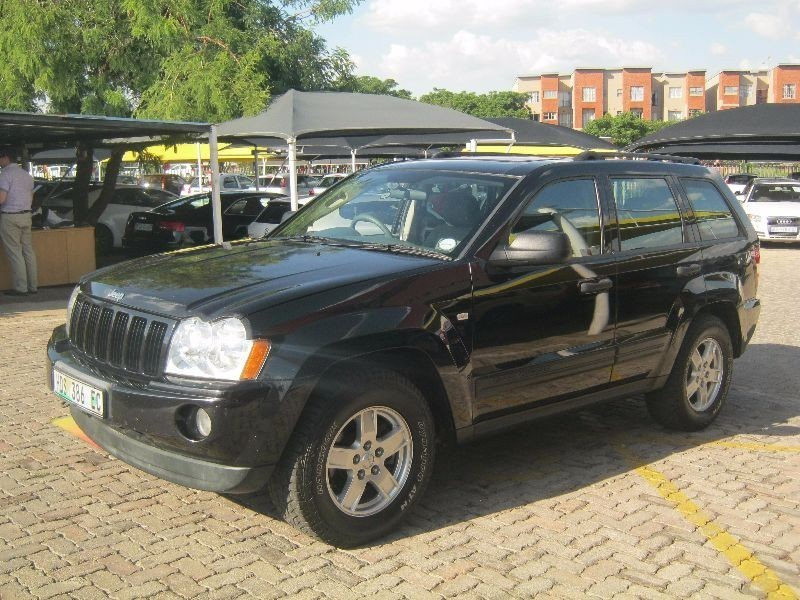 used jeep grand cherokee 3 0 crd laredo for sale in gauteng id 1760189. Black Bedroom Furniture Sets. Home Design Ideas