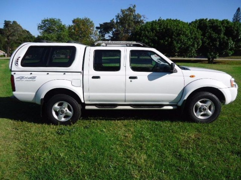 used nissan hardbody v6 sel 4x4 double cab for sale in eastern cape id 1760267. Black Bedroom Furniture Sets. Home Design Ideas