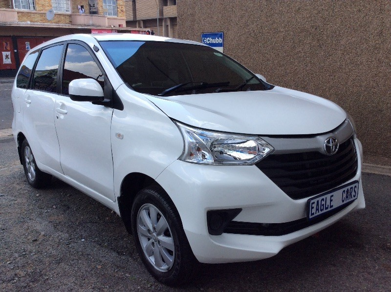 used toyota avanza cash only for sale in gauteng id 1760320. Black Bedroom Furniture Sets. Home Design Ideas
