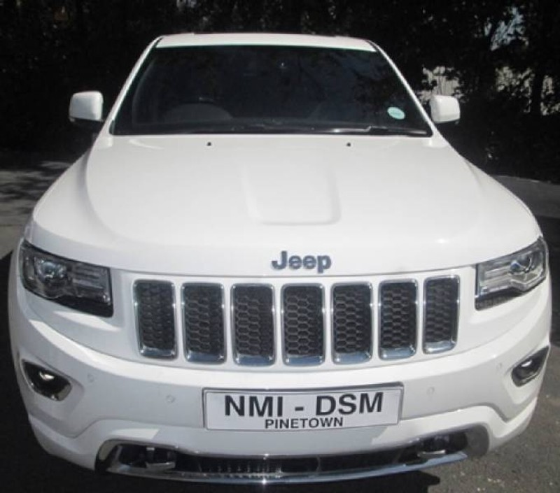 used jeep grand cherokee 3 6 overland for sale in kwazulu natal id 1760597. Black Bedroom Furniture Sets. Home Design Ideas
