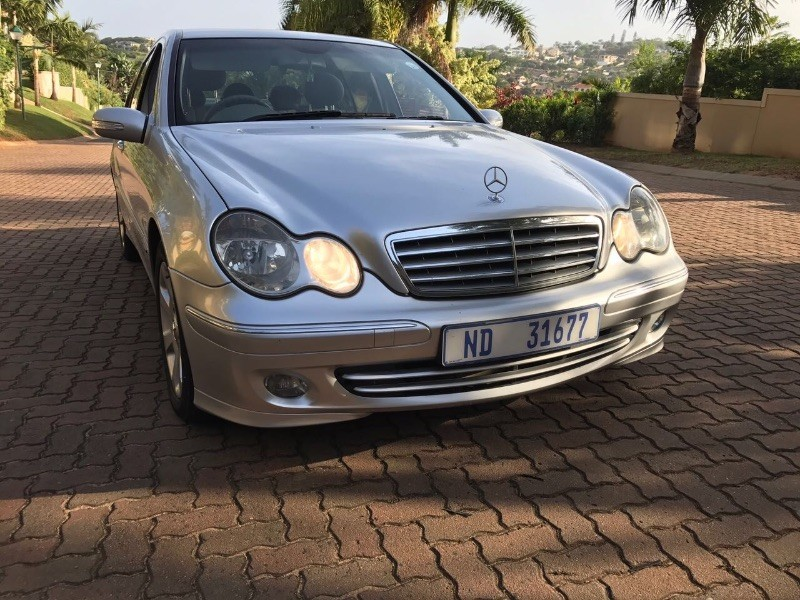 Used mercedes benz c class c320 v6 3l absolutely for 2005 mercedes benz c320 for sale