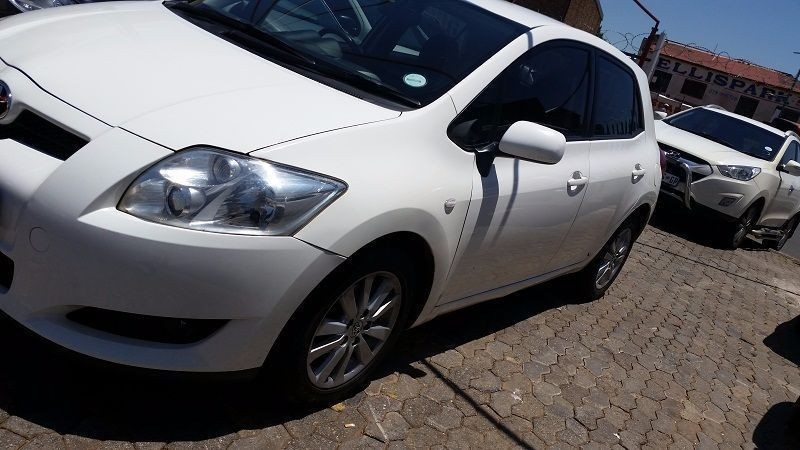 used toyota auris automatic for sale in gauteng. Black Bedroom Furniture Sets. Home Design Ideas