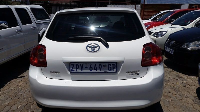 used toyota auris automatic for sale in gauteng id 1760994. Black Bedroom Furniture Sets. Home Design Ideas