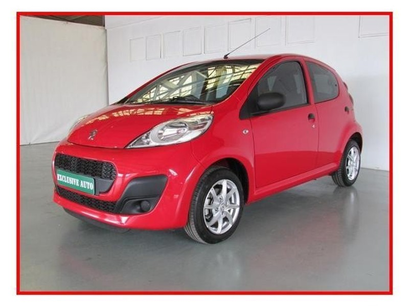 used peugeot 107 trendy for sale in gauteng id 1761162. Black Bedroom Furniture Sets. Home Design Ideas