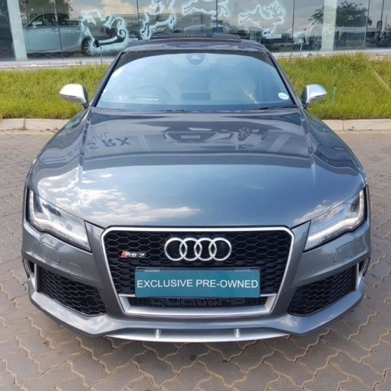 Used Audi RS 7 Sportback 4.0t FSI (412kw) For Sale In
