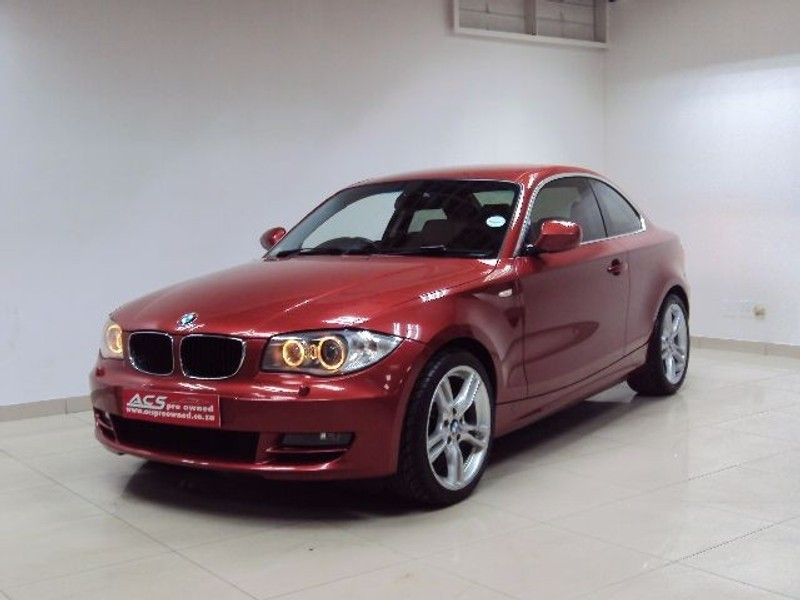 used bmw 1 series 125i coupe msport exclusive auto xenons. Black Bedroom Furniture Sets. Home Design Ideas