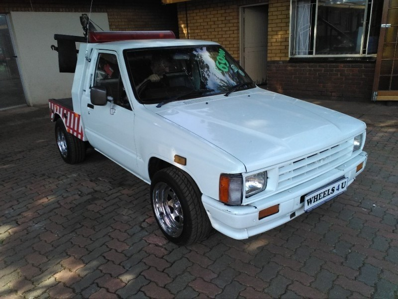 Used Toyota Hilux toyota hilux tow truck (CASH ONLY) for sale in ...
